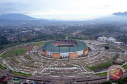 Inasgoc bangun tenda area tambahan Asian Games, desain segera diselesaikan