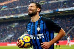 Jadwal Liga Italia tengah pekan ini, AC Milan vs Inter Milan