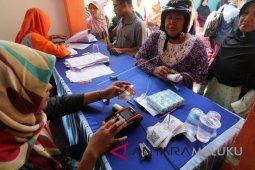 Kadinsos: baru dua daerah di Maluku terapkan program BPNT