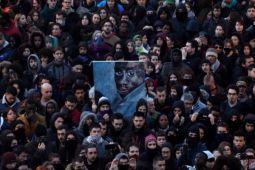 Kematian PKL picu demonstrasi di Madrid