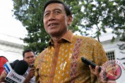 Pesan Wiranto kepada Dubes RI di Myanmar