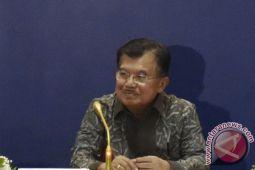 Kriteria cawapres menurut Jusuf Kalla