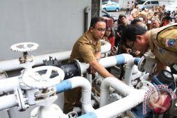 Pengawasan air tanah difokuskan di kawasan Jalan Sudirman sampai Thamrin