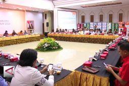 KPU gelar uji publik 4 peraturan Pemilu 2019