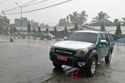 Hujan badai landa Subulussalam