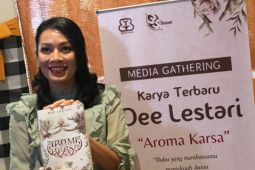 """Tantangan Dewi Lestari saat menulis """"Aroma Karsa"""""""
