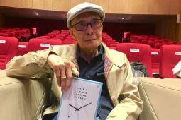 """Sapardi Djoko Damono terbitkan novel ketiga trilogi """"Hujan Bulan Juni"""""""