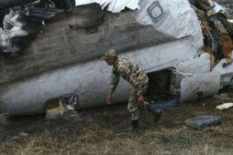 Helikopter tentara Senegal jatuh, delapan tewas