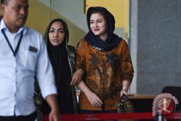 KPK periksa istri Setya Novanto