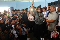 Menteri Susi temui nelayan cantrang