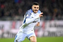 Inter Milan hancurkan Sampdoria 5-0, Icardi cetak 4 gol