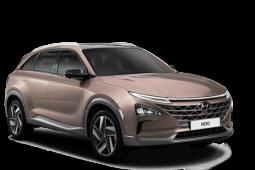 Hyundai memulai jual mobil hidrogen Nexo di Korea