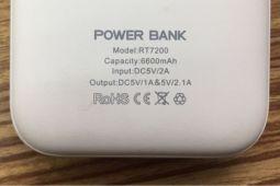 Cara konversi powerbank dari mAh ke Wh