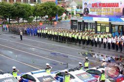 Apel pengamanan perayaan Nyepi