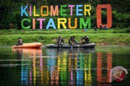 Patroli hulu sungai citarum