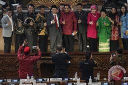 Pelantikan Wakil Ketua DPR