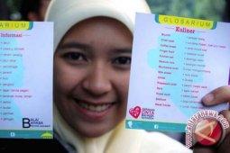 Sejumlah universitas di Inggris sediakan kelas Bahasa Indonesia