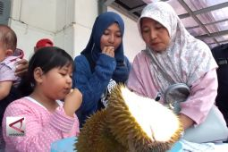 PT KAI gelar festival buah lokal  durian