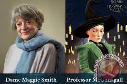 Dame Maggie Smith dan pemeran film Harry Potter lainnya ambil bagian dalam Harry Potter: Hogwarts Mystery oleh Jam City