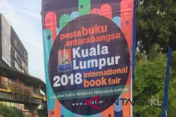 Semarak penulis dan penerbit Indonesia di KLBIF, pameran buku terbesar di ASEAN