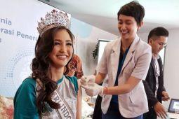 Putri Indonesia 2018 divaksin HPV, apa komentarnya? (video)