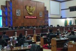 DPRA setujui pengesahan APBA 2019