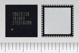 Toshiba kirimkan sampel IC motor driver dengan micro stepping berdefinisi tinggi