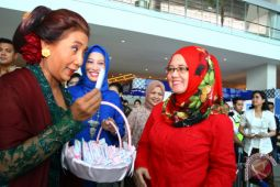 Perempuan Indonesia, ini pesan Susi Pudjiastuti untuk Anda sekalian