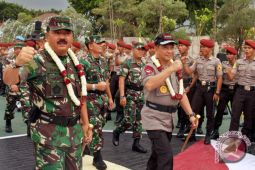 TNI dan Kepolisian Indonesia jamin kondusivitas usaha