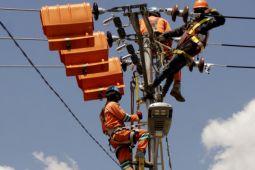 Meski tak mudah, PLN Babel terus listriki pulau-pulau kecil