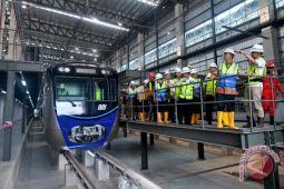 MRT Jakarta akan gunakan sistem persinyalan canggih