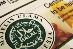 Pedagang di Singkawang gunakan label halal tanpa legalitas