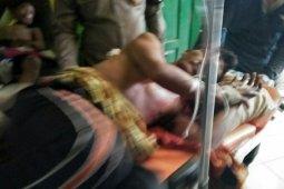 Warga Tebo ditabrak gajah liar menjalani operasi
