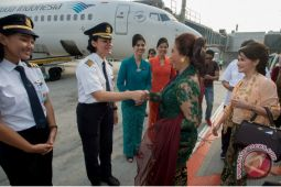 Garuda Indonesia Kartini Flight
