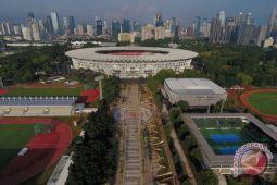 Titik untuk angkut warga ke arena Asian Games disiapkan