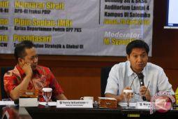 Diskusi Pemilu dan Biaya Politik