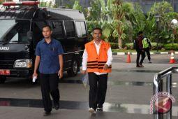 Pemeriksaan lanjutan Ketua DPRD Malang