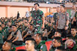 Panglima TNI: Netralitas TNI-Polri tetap dijaga