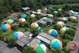 Wisata Kampung Dome Yogyakarta