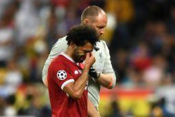 Mo Salah diragukan tampil di Piala Dunia, kata Klopp