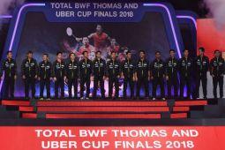 Perunggu Tim Thomas Indonesia