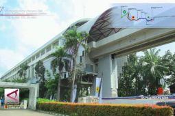 LRT Palembang berlakukan dua tarif keberangkatan