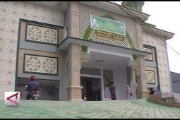 Masjid Jami Al-Falah Kendari terinspirasi Masjid Nabawi
