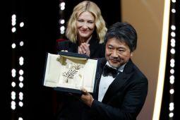 "Film Jepang ""Shoplifter"" rebut Palme d`Or Cannes"