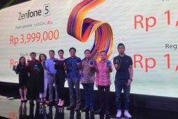 Asus resmi luncurkan Zenfone 5 di pasar Indonesia