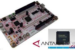 Microcontroller berbasis inti Arm® Cortex®-M Toshiba mendukung Mbed™ OS