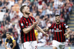 AC Milan kirim Verona turun kasta ke Serie B