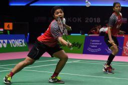 Greysia/Apriyani  membuat Indonesia-Thailand seri 1-1