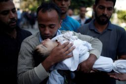 Utusan PBB kutuk kerusuhan di Jalur Gaza
