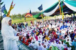 Kampanye terbuka Khofifah di Pasuruan